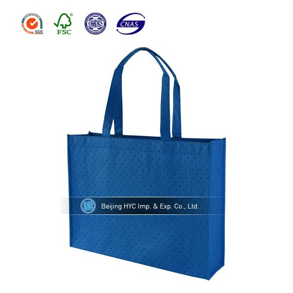 Decorative wine bag for holding 6 bottles reusable shopping bags