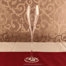 Crystal High Belt Drilling Red Wine Glasses Suit Creative Crystal Glass champagne cup