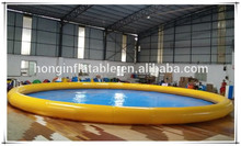 Outdoor Water Pool Inflatable Adult Water Swimming Pool For Paddle Boat