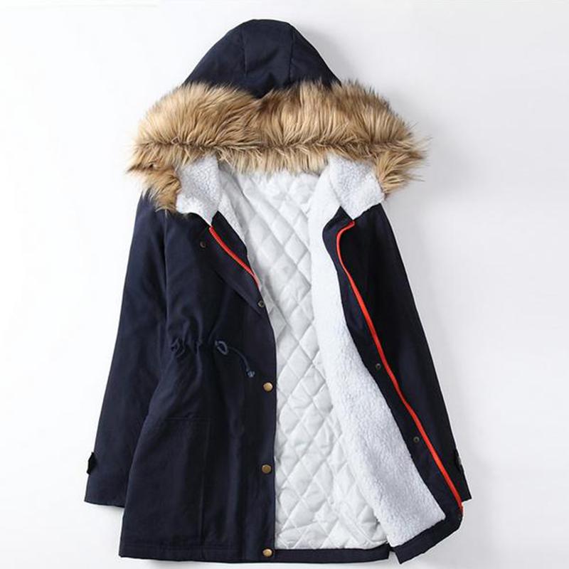 promotion v tements 012b vente chaude hiver plus laine femmes chaud pais manteaux d 39 hiver. Black Bedroom Furniture Sets. Home Design Ideas