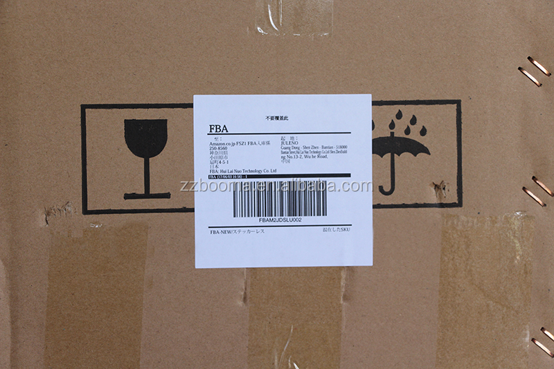 96x93mm/6 Stickers Amazon Fba Shipping Mark Labels A4 Blank