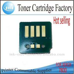 New Arrival! Refillable Toner Cartridge Auto Reset Chip for Xerox 7800
