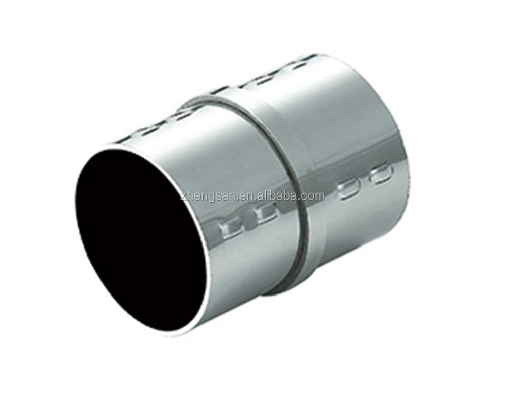 stainless steel handrail fitting connecter