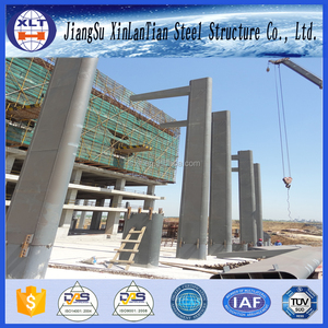 High quality cheap prefab steel shed building kits used for sale