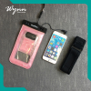 Hot new products mobile phone waterproof bag for cell phone