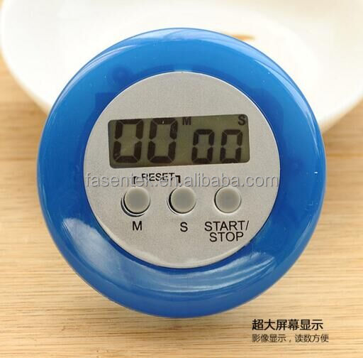 AG13 Battery Power 240 Days Ultra Long Work Time Cooking Countdown Digital Timer