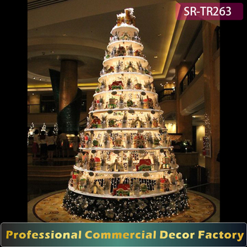 New Outdoor 6m 7m 9m 10m 12m Pre Lit Christmas Tree With Xmas Toys And Light Buy 7m Christmas Tree With Toys 9m Christmas Tree With Lights 12m Pre
