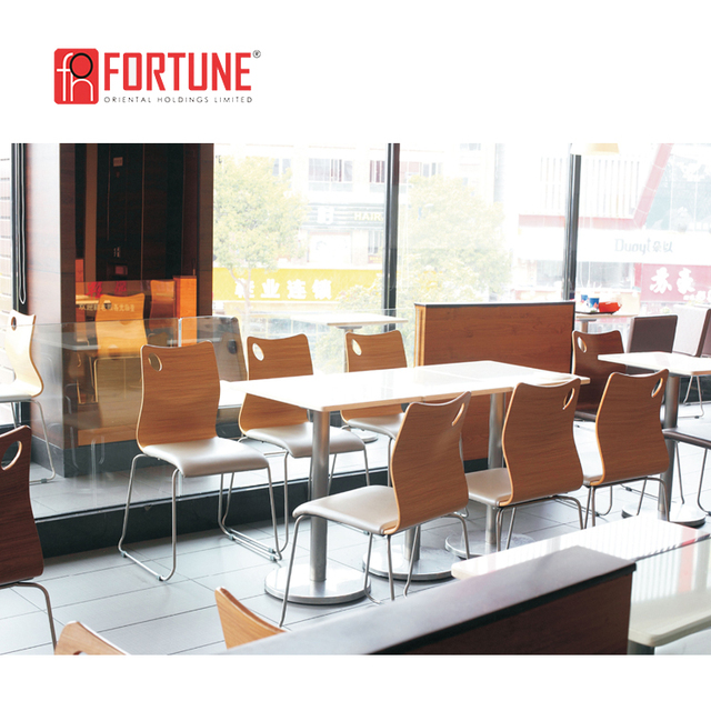 Fast Food Restaurant Furniture Set Kfc Mcdonaldu0027s Fast Food Restaurant  Chair Table Counter (FOH