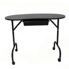 Nail Station Furniture Manicure Table Portable Nail Salon Table with Vacuum