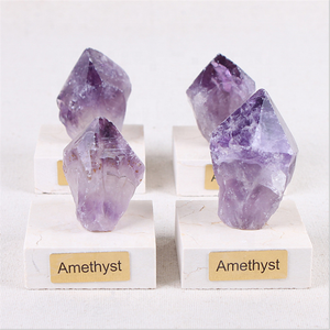 Wholesale Natural Bulk Amethyst Quartz Gravel For Decorative Gift Souvenirs