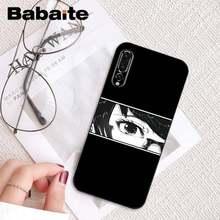 Babaite эстетическое аниме красивая девушка матросские глаза Телефон чехол для Huawei P9 P10 Plus Mate9 10 Mate10 Lite P20 Pro Honor10 vision 10(Китай)