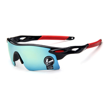 Fresco di sport UV400 outdoor ciclismo anti glare occhiali da sole di sport