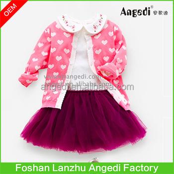 807efb148 Kids Clothes Holiday Dress Up Little Girls Cute Mesh Skirt Tutu ...