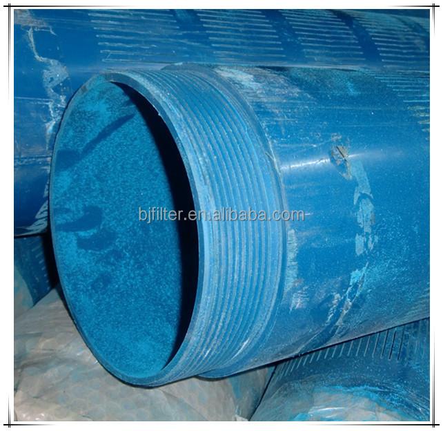 Fabrica de color de alta presi n de agua filtro ranurado - Tuberia para agua ...