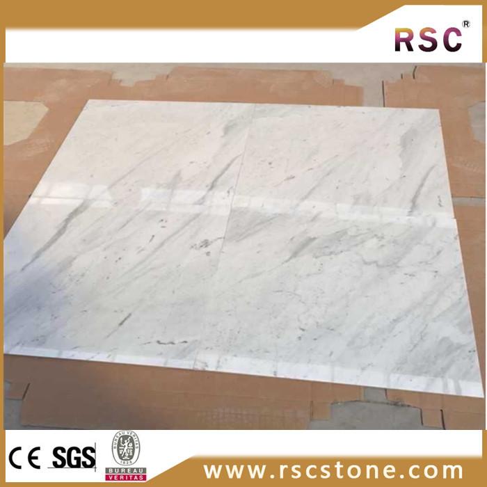 Italian carrara white price of marble in m2