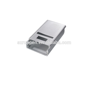 LED light housing aluminium extrusion profiles