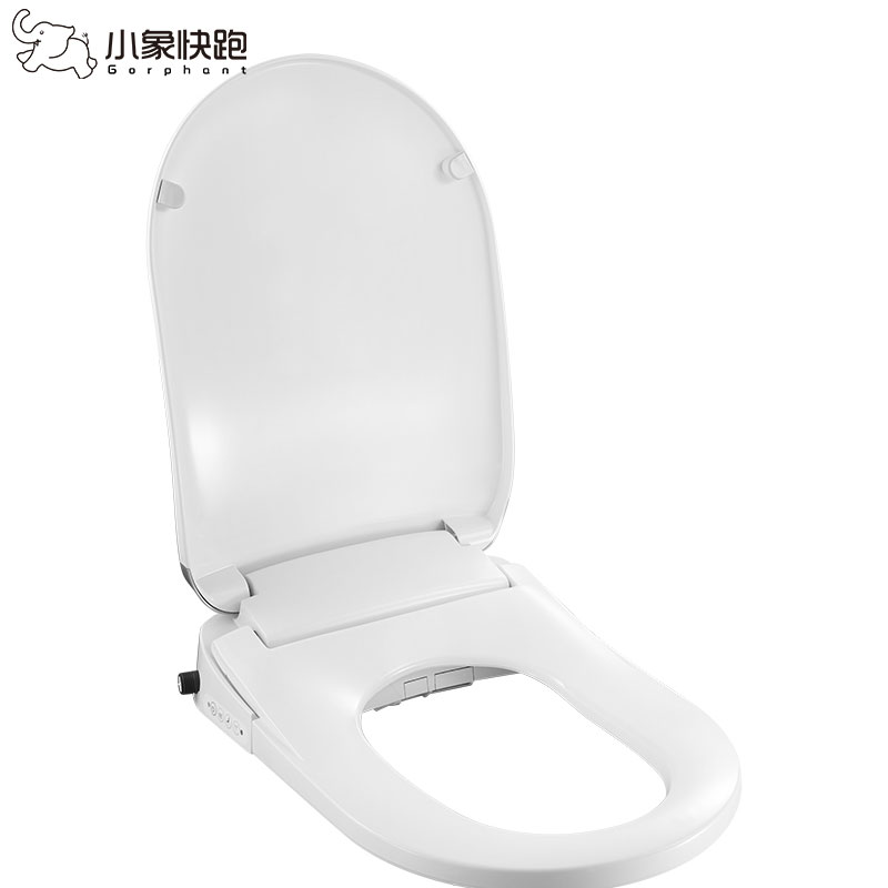 Ontgeuringseffect smart toilet seat cover dual nozzles intelligente toiletten cover