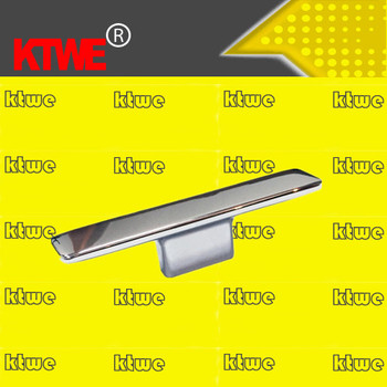 Long Bar Cabinet Door Polished Chrome Kitchen Handles