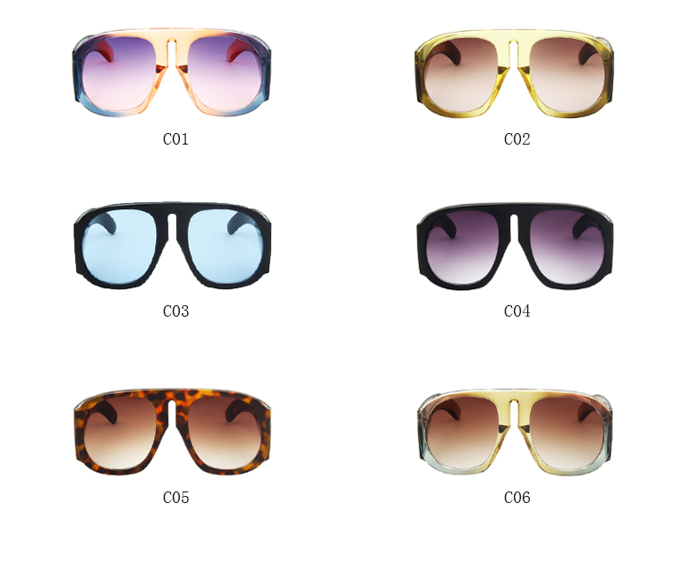 b32ee861e zhaoming New Round Sunglasses Women Brand Designer 2018 Oversized Black  Vintage Sun glasses for Women Fashion