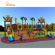 Structure Playground Set Wood Playsets Outdoor Area Center Ground Wooden Play Park