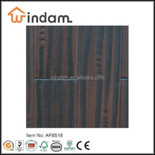 1850mm Fixed Length Black Stained Bamboo Flooring