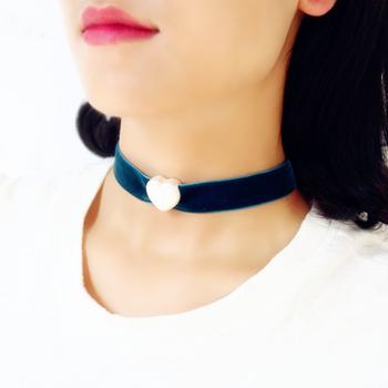 11542e6c1b827 Fancy Korean Jewelry 2017 Elegant Jasper Fabric Choker Necklace - Buy  Choker Necklace,Fabric Choker Necklace,Korean Jewelry 2017 Product on ...