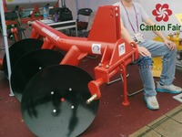 Agriculture equipment factory supply 3 disc plough for Togo market
