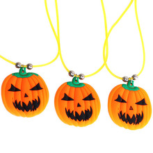 <span class=keywords><strong>Halloween</strong></span> fournitures de fête/<span class=keywords><strong>Halloween</strong></span> citrouille clignotant collier/<span class=keywords><strong>Halloween</strong></span> clignotant jouet
