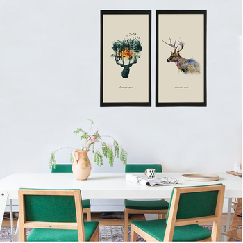 Environmental Protection Home Goods Wall Art Canvas Painting - Buy ...