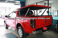 L200 and ranger bed cover body cladding