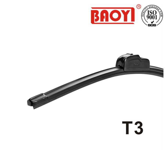 Universal Car Window Wiper Blade With Natural Rubber Refill For Korea Cars