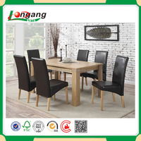 Dining Room Extendable Dining Table Sets,Made In China