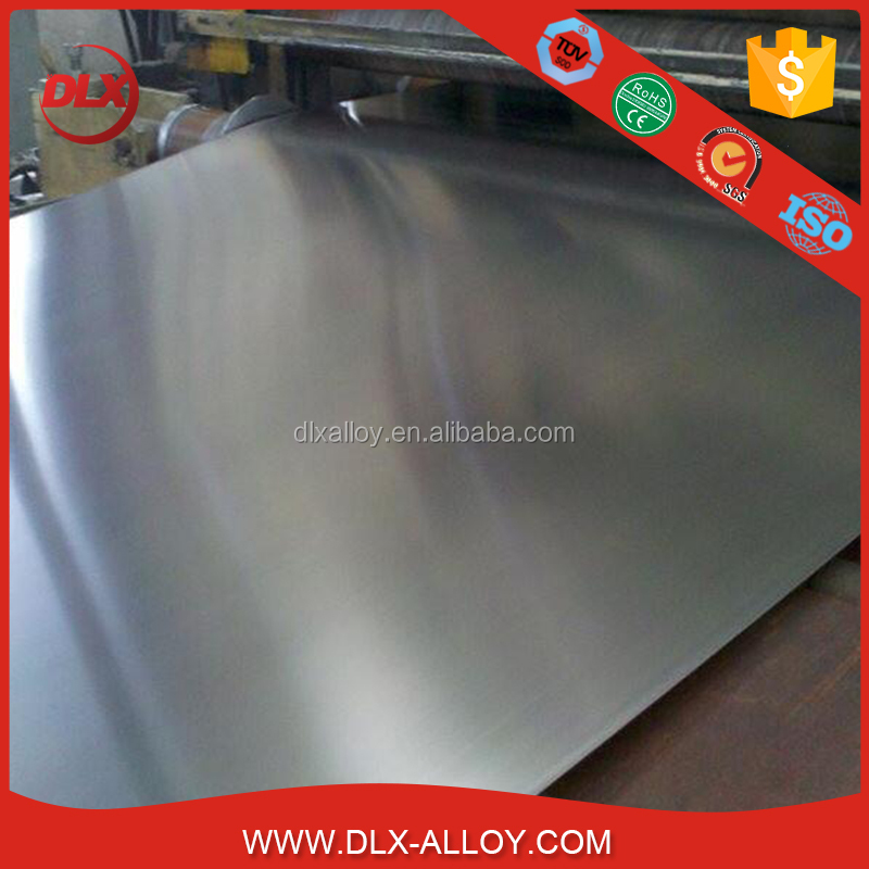 Manufacture Incoloy 825 Nickel Sheet/Plate