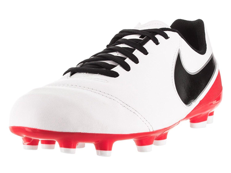 Get Quotations · Nike Kids Jr Tiempo Legend VI Fg Soccer Cleat 81d98587503