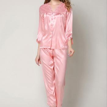 ae435687462 Sexy Women Lingerie Silk Robe Dress Baby Doll Nightdress Nightgown Sleepwear
