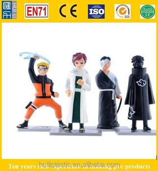 Custom Naruto Action Figures,Japanese Naruto Series Action Figures,Oem  Plastic Figurine - Buy Custom Action Figures,Naruto Series Action  Figures,Oem
