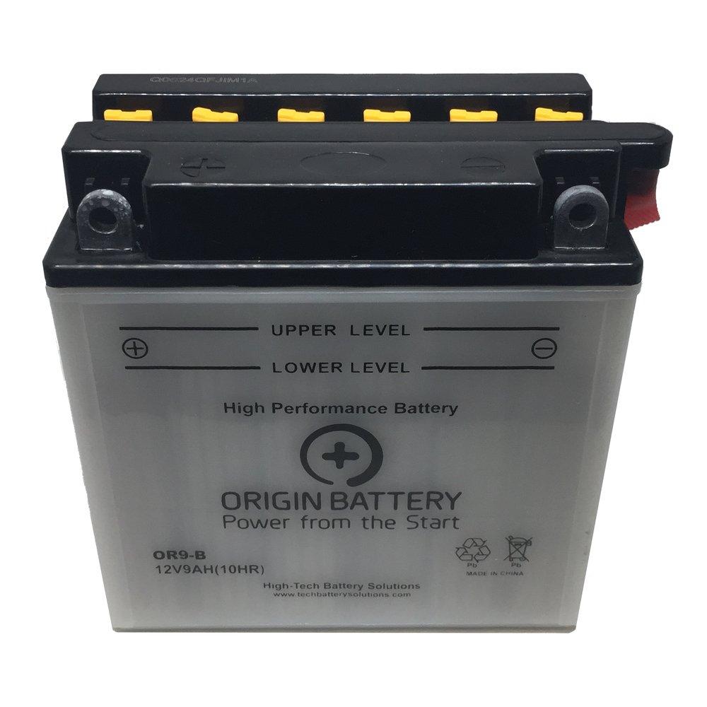 Origin OR9-B Battery, Replaces XT9-B and YB9-B Units
