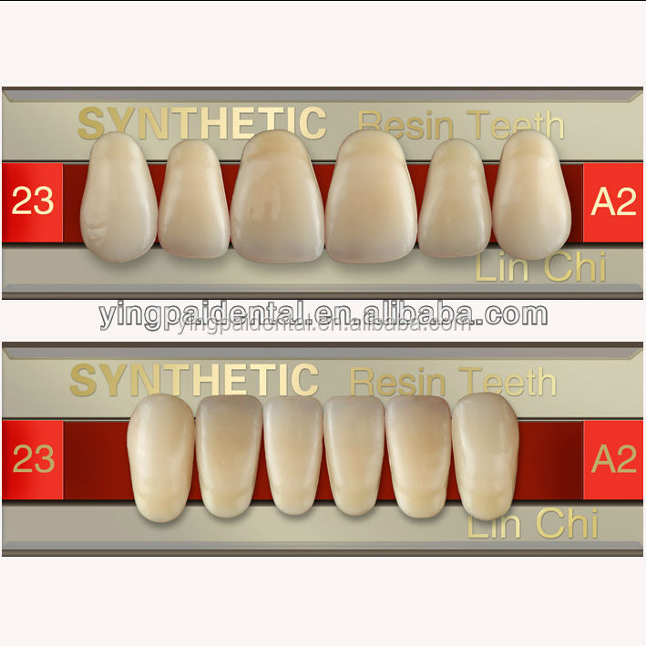 Factory Acrylic Dentures False Teeth Material With Ce And Iso ...