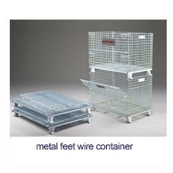Heavy Duty Stainless Aluminum Pallets for the Beer/ Beverage Industry