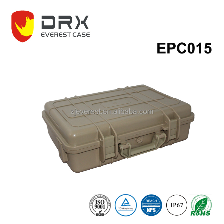 EPC015 Waterproof box watertight shockproof EVA foam plastic <strong>hard</strong> <strong>case</strong>