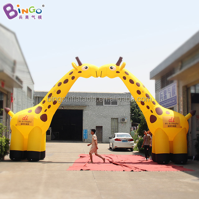 Inflatable Giraffe, Inflatable Giraffe Suppliers And Manufacturers At  Alibaba.com