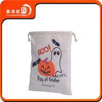 Custom eco-friendly non woven bag for Halloween and Thanksgiving