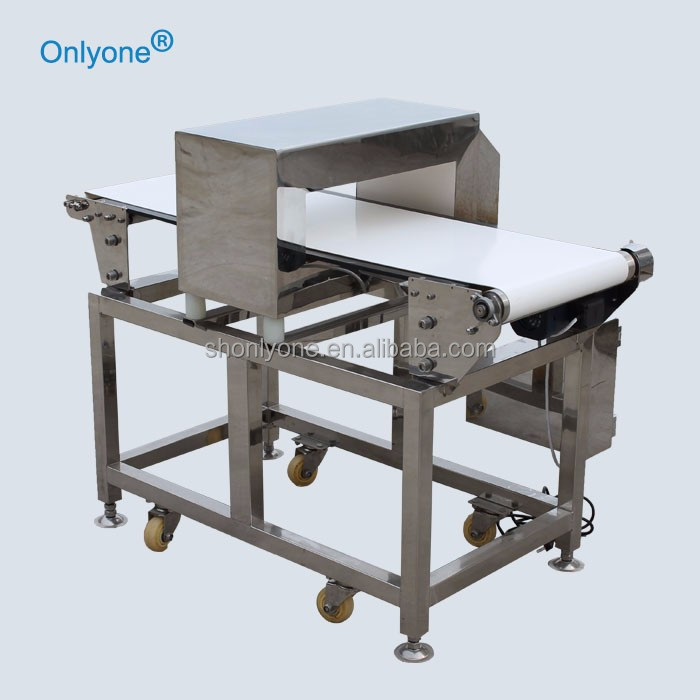 processing food industry metal detector with low price china