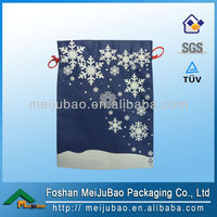 Eco cloth non-woven drawstring bags wholesale