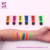 Washable Non toxic face paint promotional camouflage face paint neon UV color face body painting kit