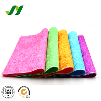 95% Special Offer Good Detergency Household Clean Wipe Viscose Kitchen Cleaning Cloth