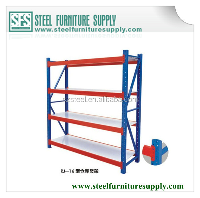 garage used steel shelves for sale