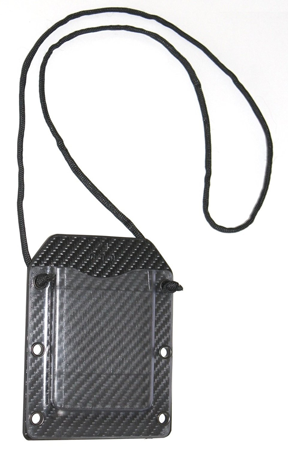 Tactical Identification and Access Card Holder / Holster (with lanyard) (Great for Military or Police)