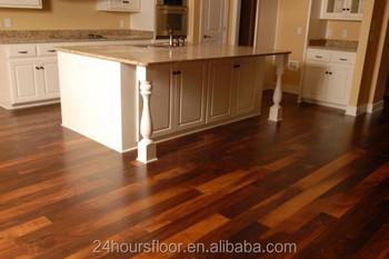 High Quality Hand Sed American Black Walnut Wood Flooring