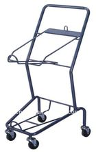 YD-E Zinc/powder/chrome Basket Trolley Direct From Factory